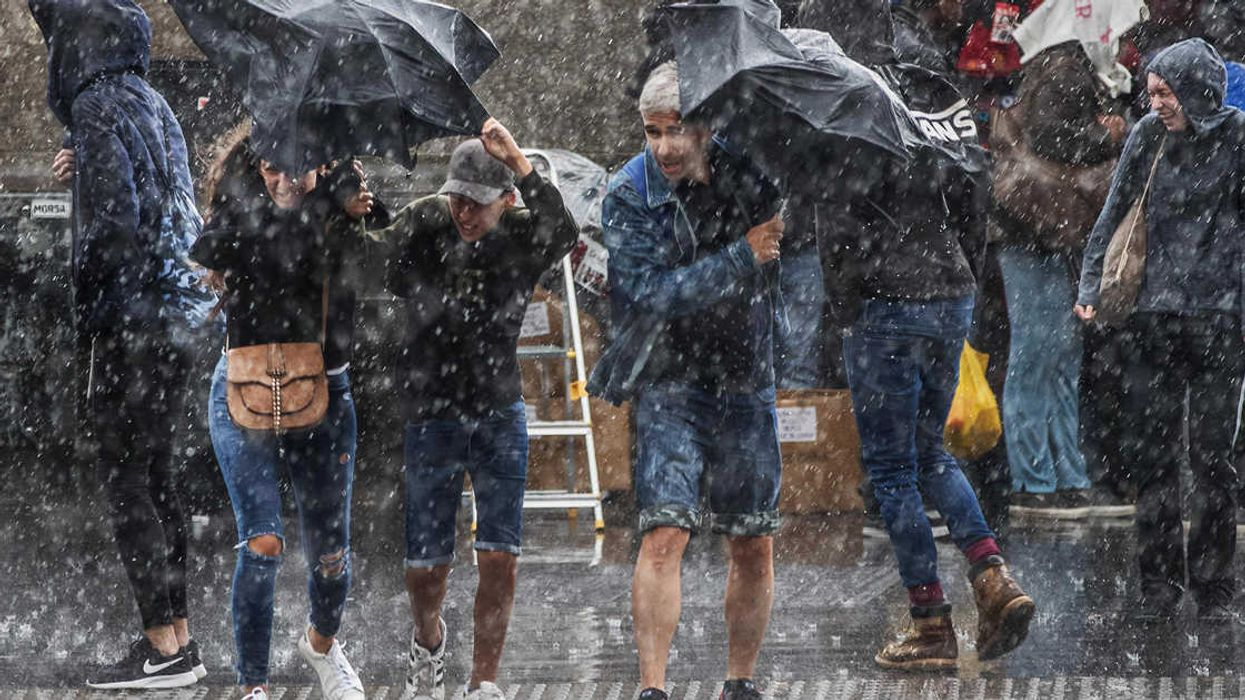 Environnement Canada émet un avertissement au Québec et prévoit jusqu'à 50 mm de pluie