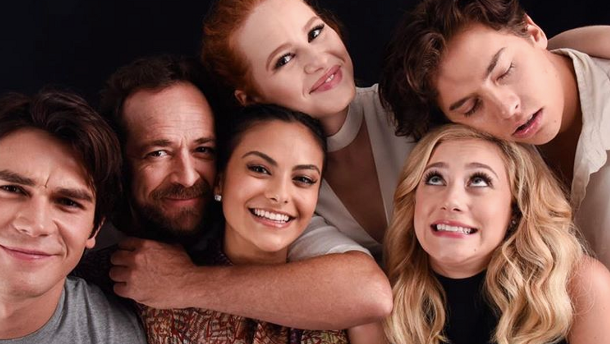 Fans Are Absolutely Heartbroken After Watching Luke Perry's Last Episode Ever Of 'Riverdale'