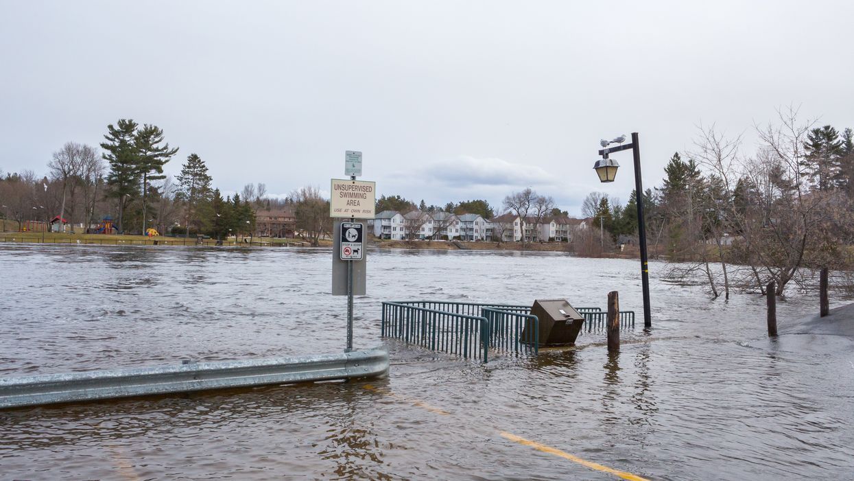 Ontario Floods Prompt State Of Emergency And The Photos Are Shocking