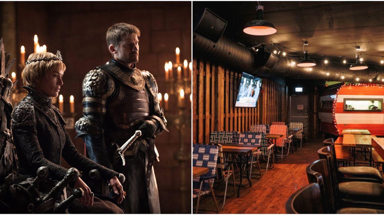Tu peux aller écouter Game of Thrones en direct dans ce bar de Montréal