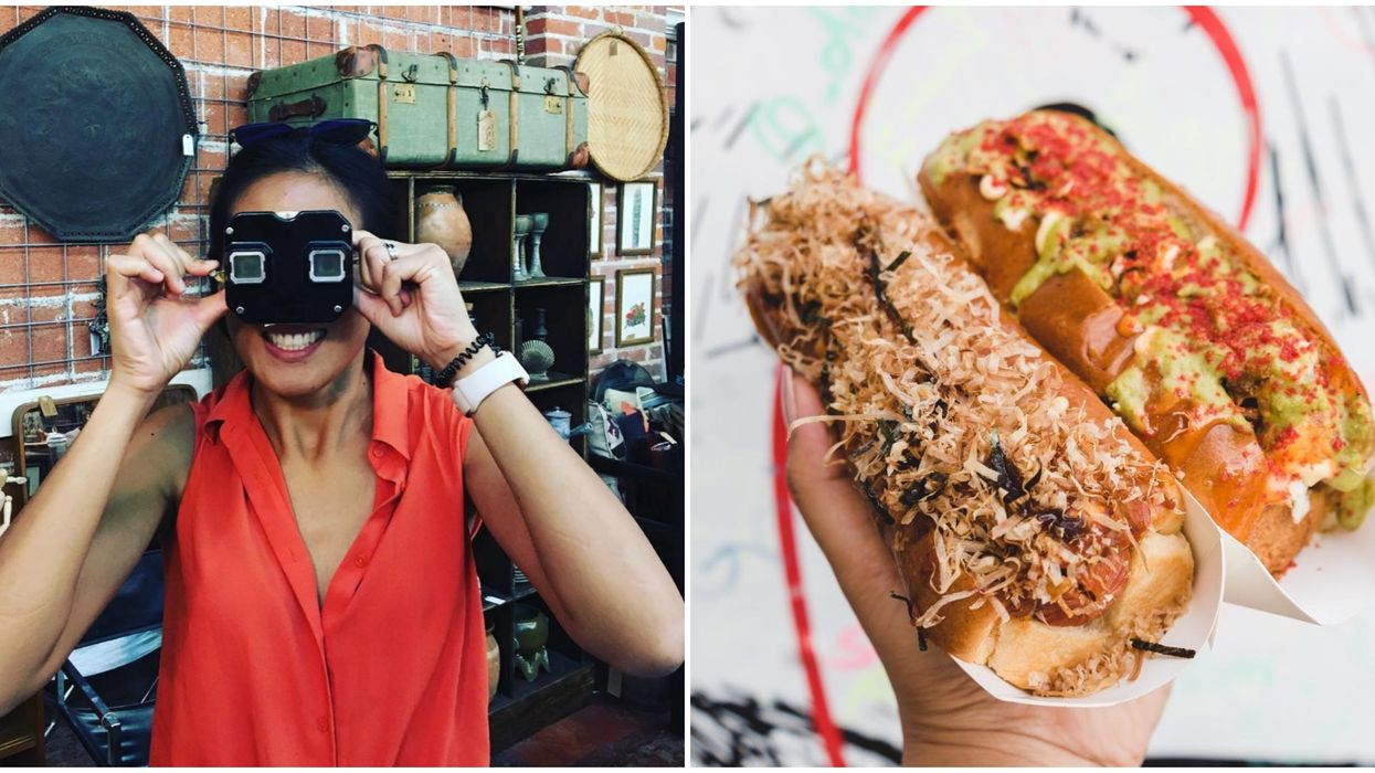 Shop, Eat, And Drink At This Super Cute Indoor Flea Market In Houston This June