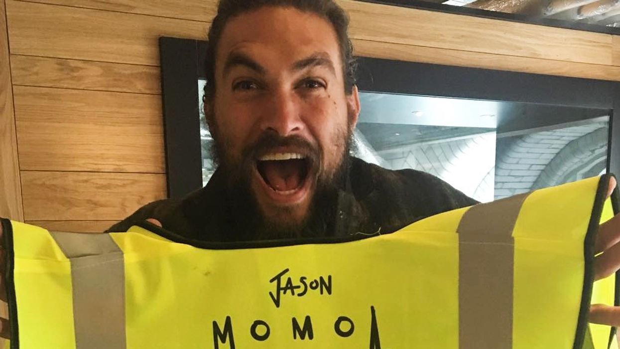 You Can Have Lunch With Jason Momoa In San Antonio This Summer