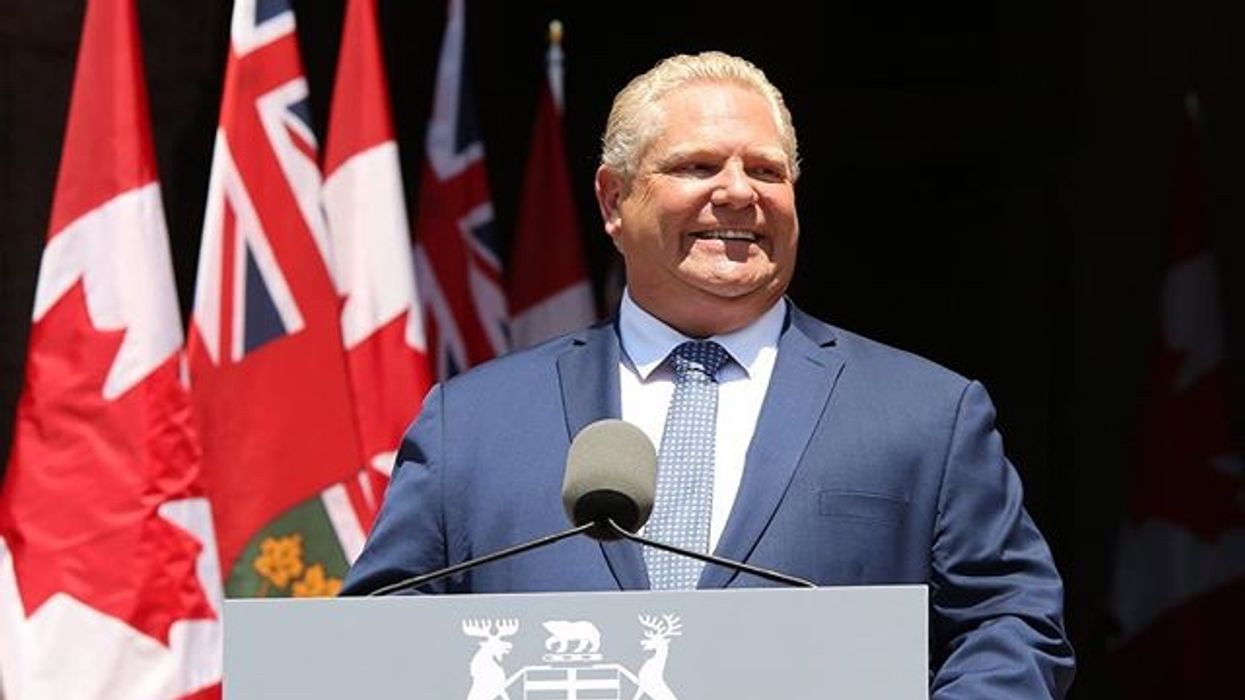 Ontarians Will No Longer Have OHIP Coverage While Travelling If Doug Ford's Latest Proposal Passes