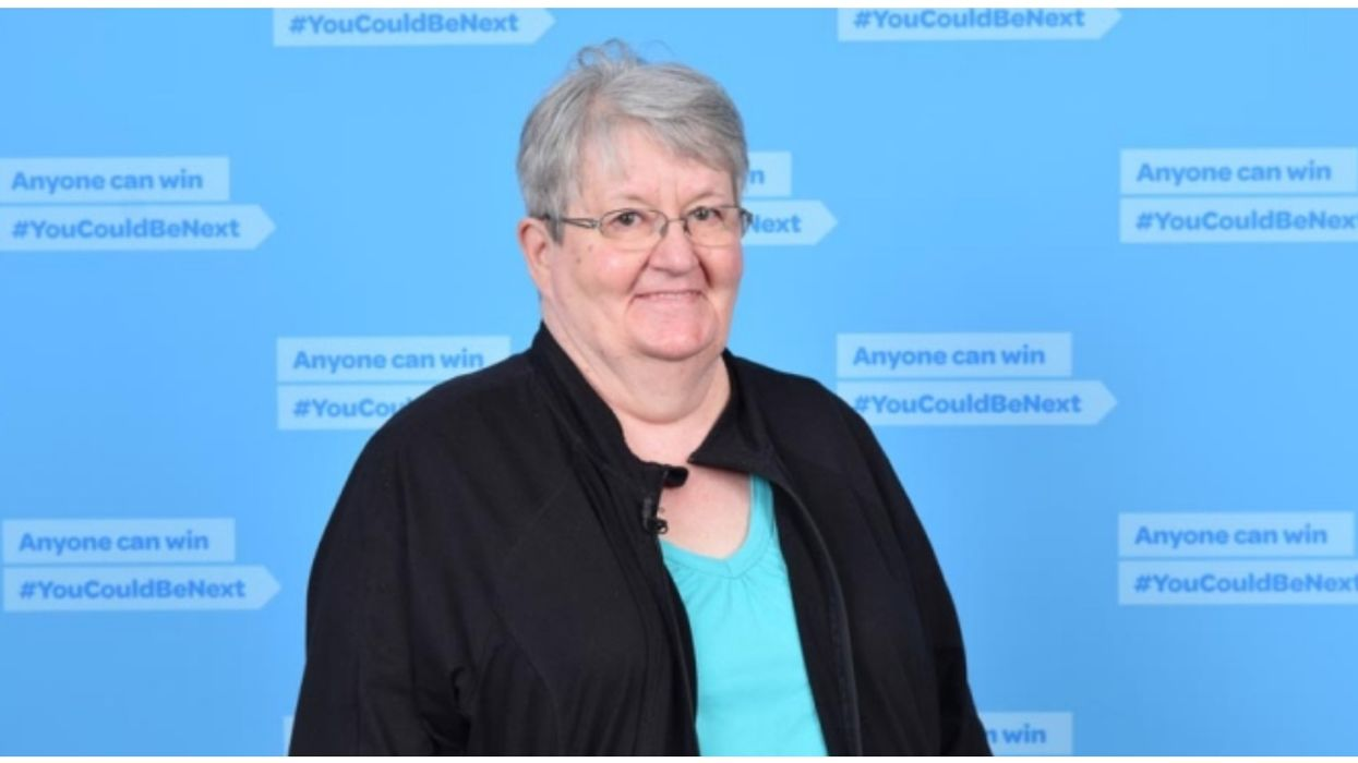 This Canadian Grandma Thought She Won 10 Cents In The Lottery But It Was Actually $10 Million