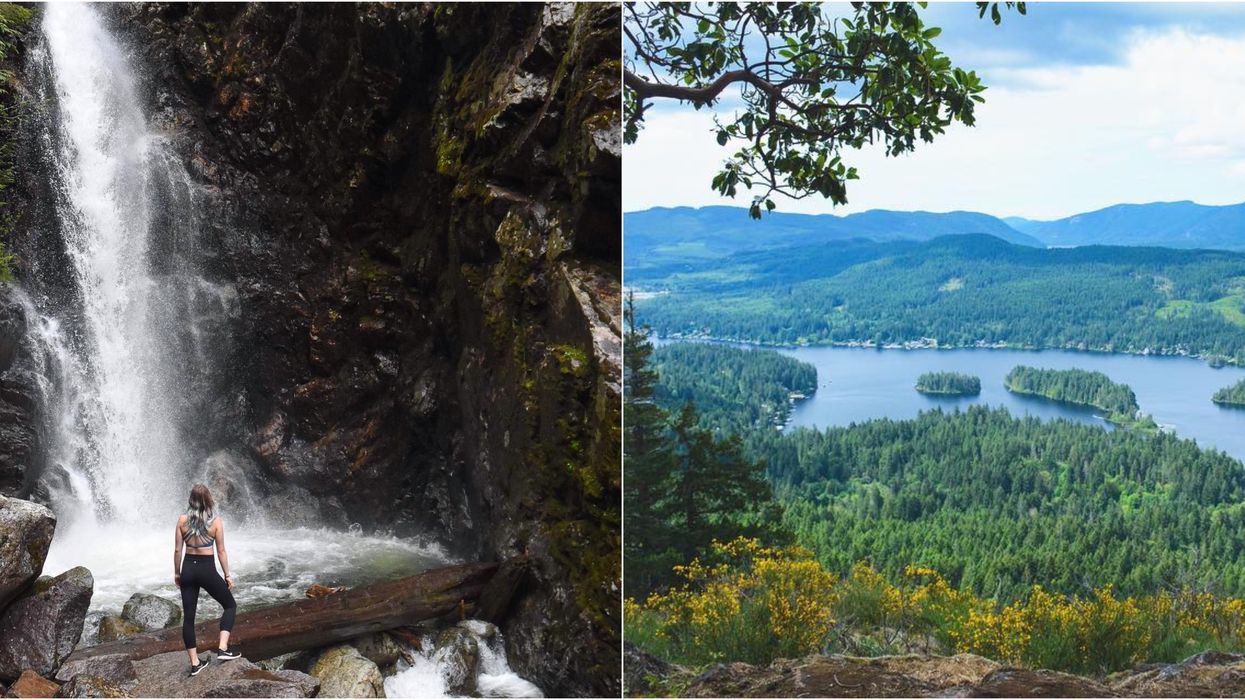 17 Secret Places In BC To Bring Your BFF This Summer