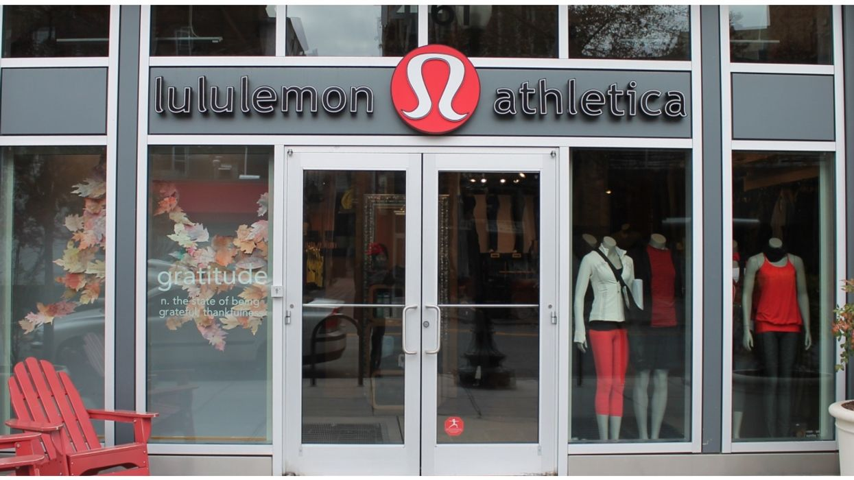 Lululemon Is Actually Launching A Line Of Beauty Products In Canada, Here's Everything You Need To Know