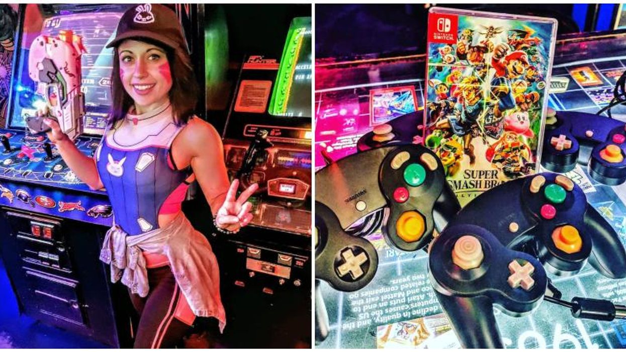 '90s Kids Can Relive Their Childhoods At This Mega Game Bar In Orlando