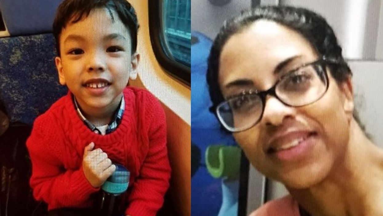An Amber Alert Has Been Issued For Missing Ontario Boy Believed To Be Taken By His Mother