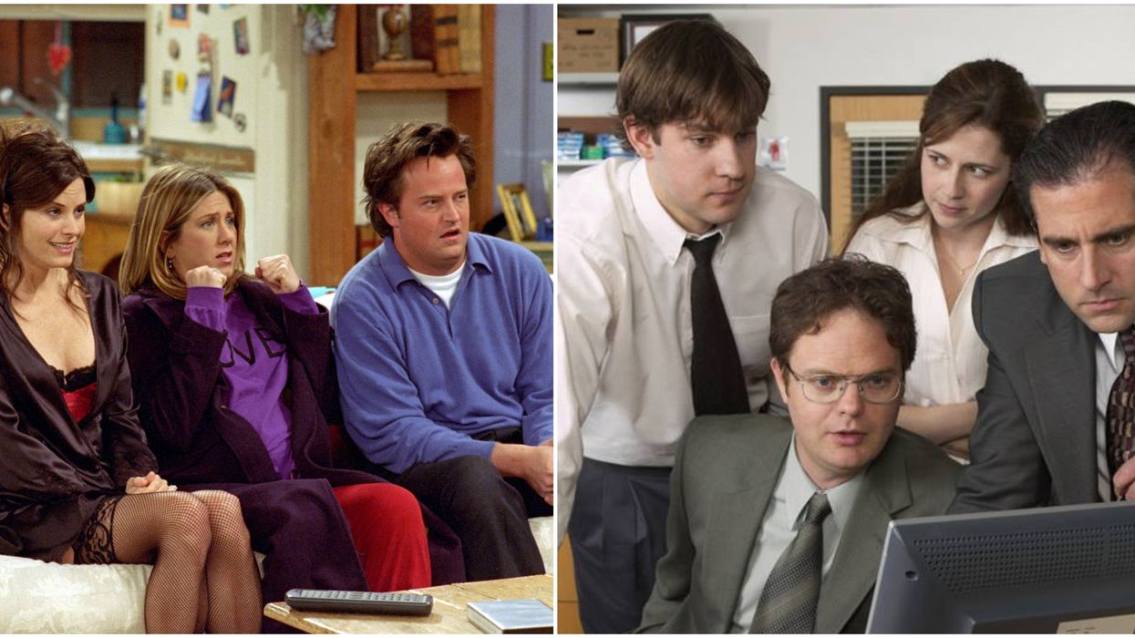'Friends' And 'The Office' Are Expected To Leave Netflix Canada, Here's Why