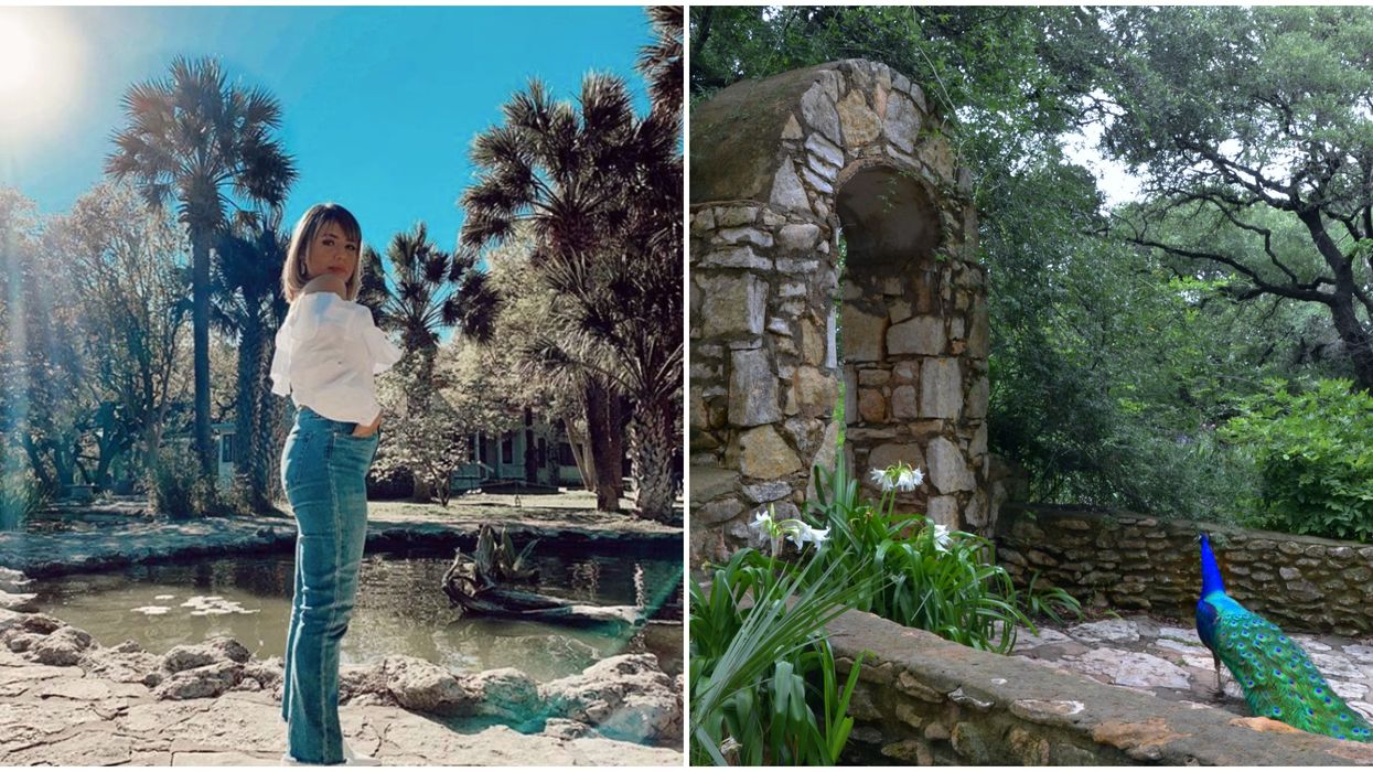 This Hidden Park In Austin Is An Incredible Mini Paradise You Need To See