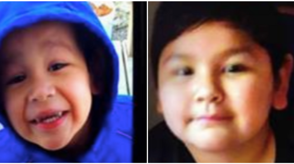 2 Missing Manitoba Children Have Been Found Safe But Now Their Father Is Wanted On Several Charges