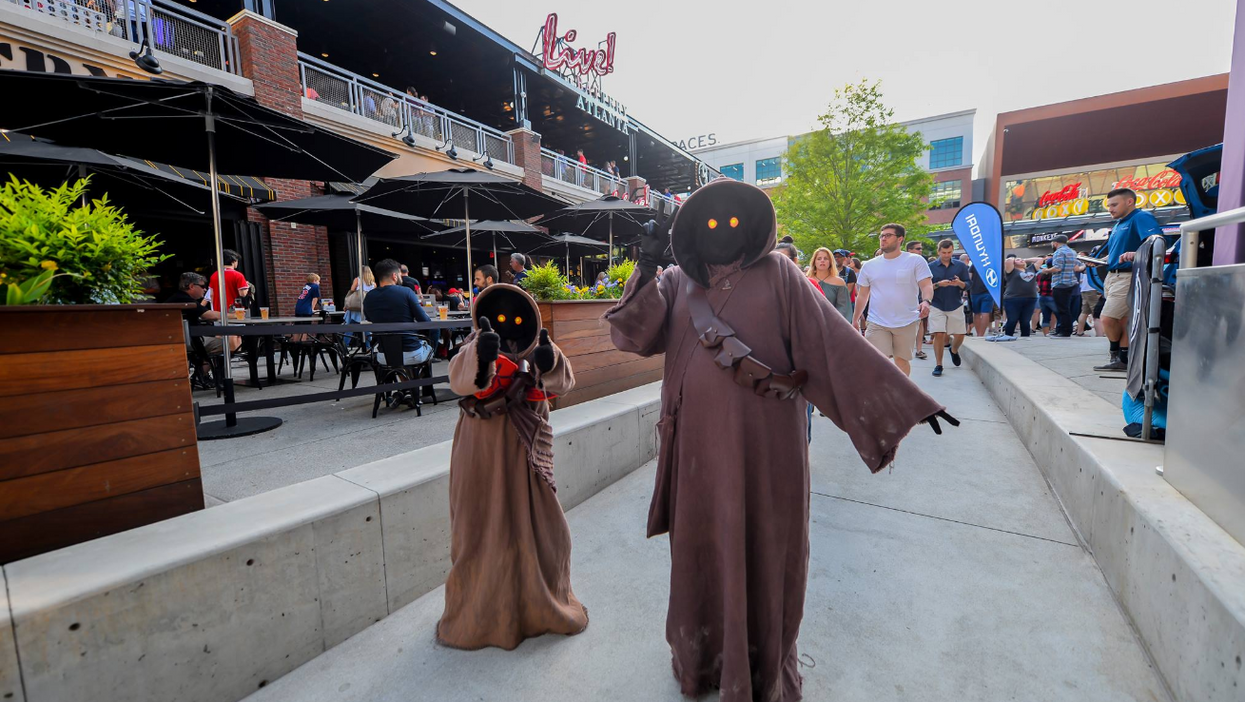 Atlanta Is Hosting A Huge 'Star Wars' Themed Bar Event On May The Fourth