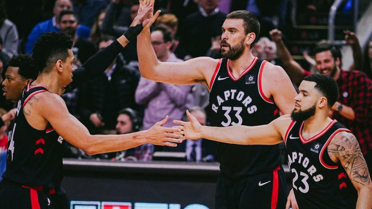 Should Raptors Fans Be Nervous For Round Two Against The Talented 76ers?