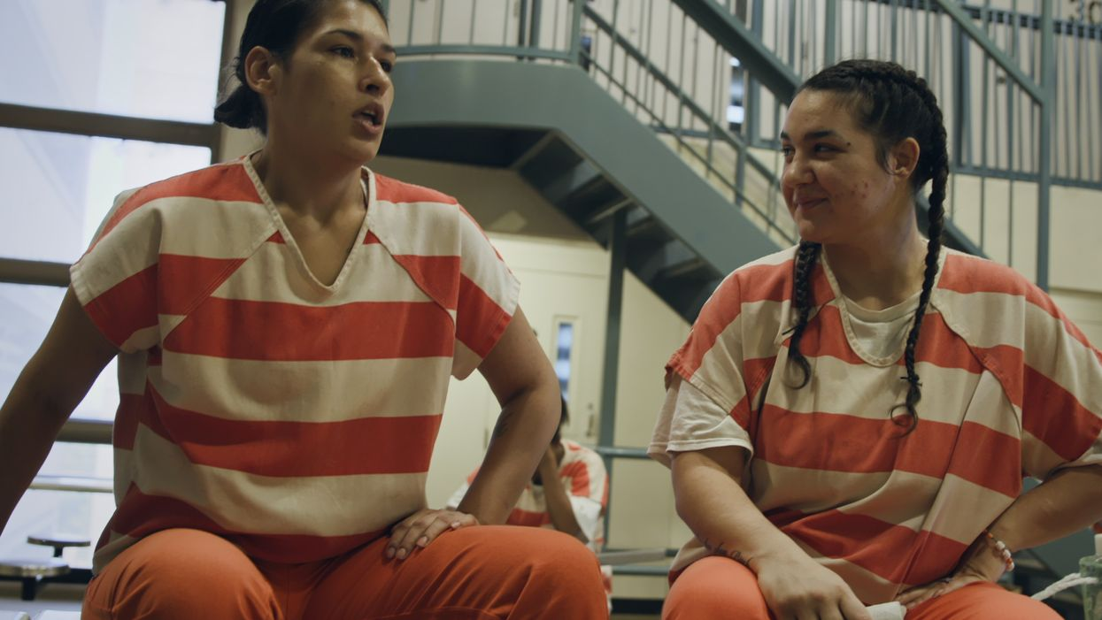 This New Docu-Series On Netflix Is A Real Life 'Orange Is The New Black'