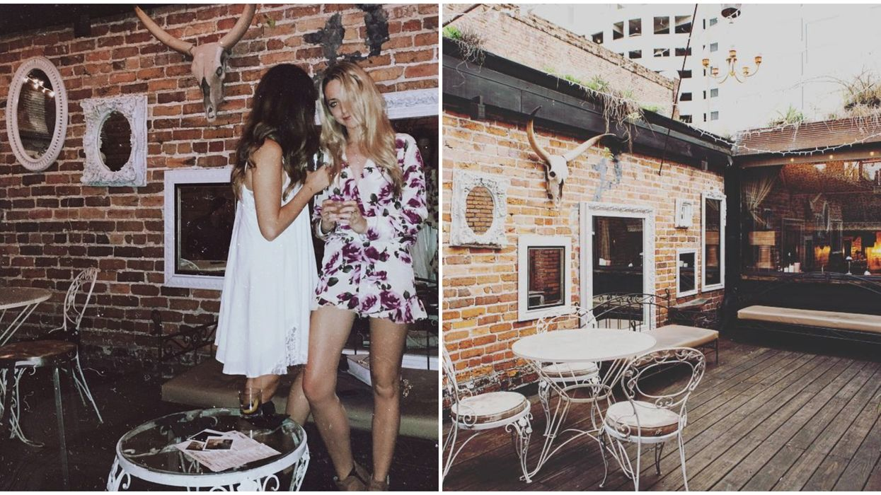 You Need A Password To Get Into This Chic Rooftop Speakeasy In Orlando