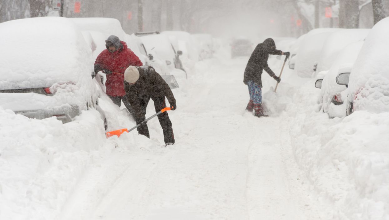 Nearly Every Canadian Province Will Be Hit With Snow This Weekend And It's Almost May