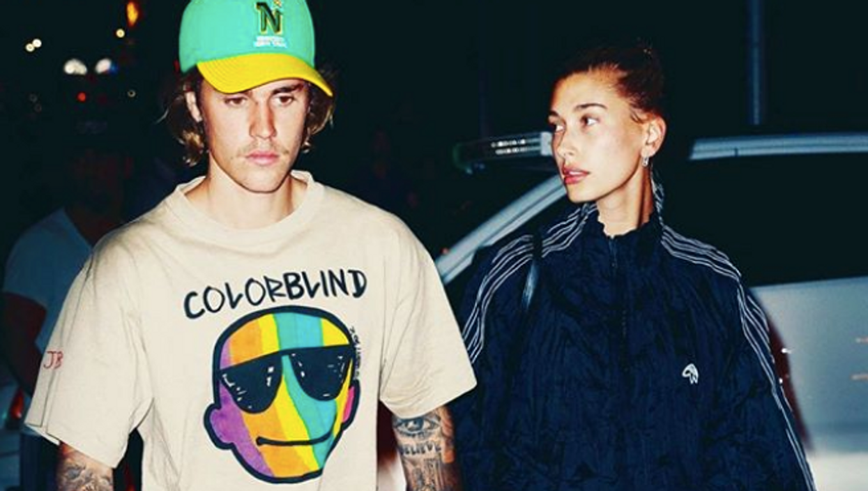 Justin Bieber And Hailey Baldwin Respond To Pregnancy Rumours In The Most Unexpected Video