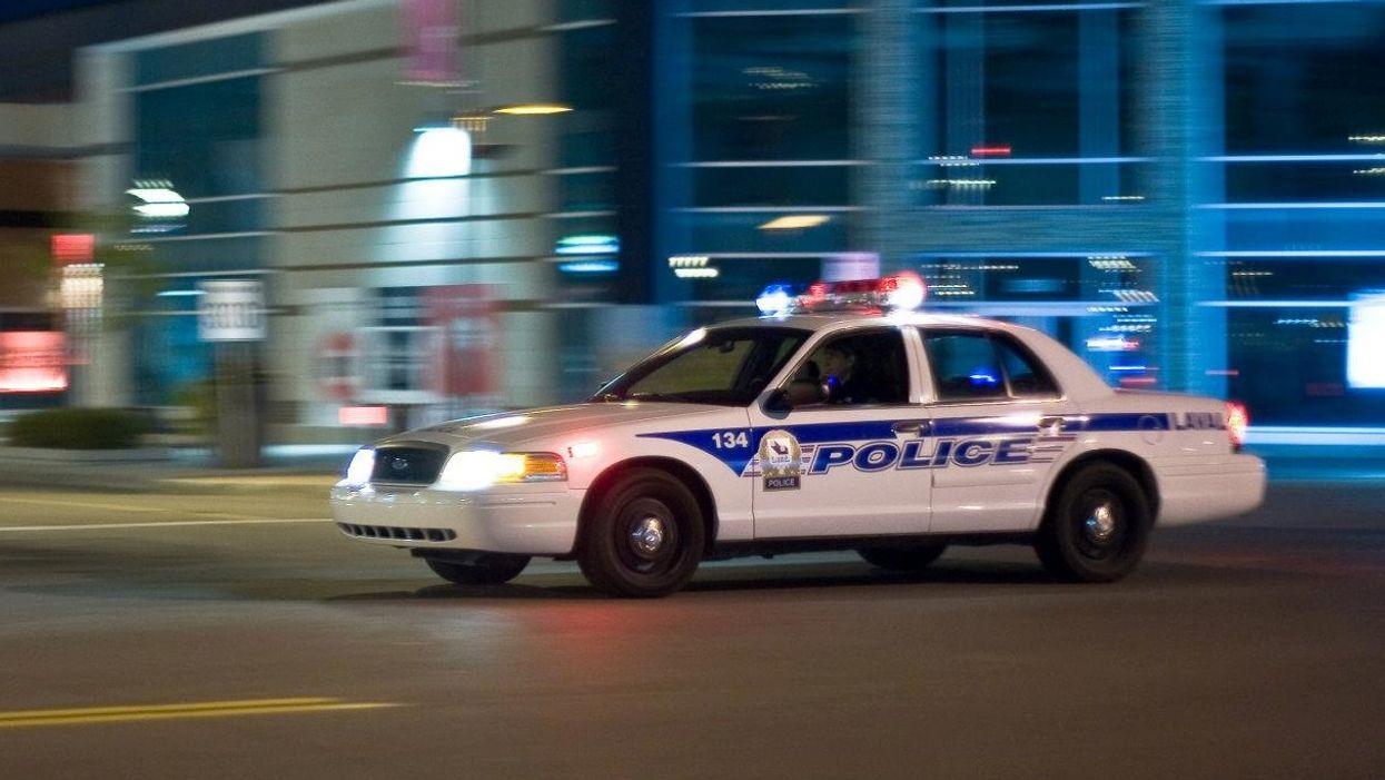 La police de Laval a retrouvé un bébé naissant abandonné dans une boîte à souliers