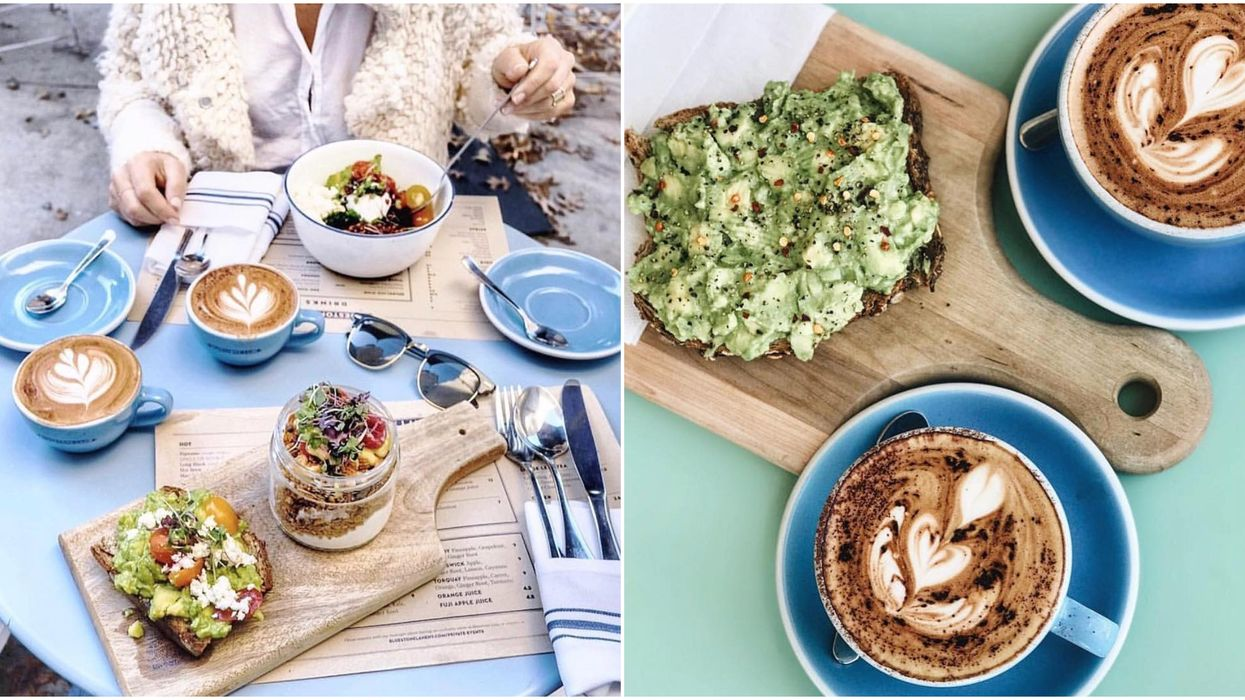 This Australian-Style Cafe Chain Just Opened Their First-Ever Location In Canada