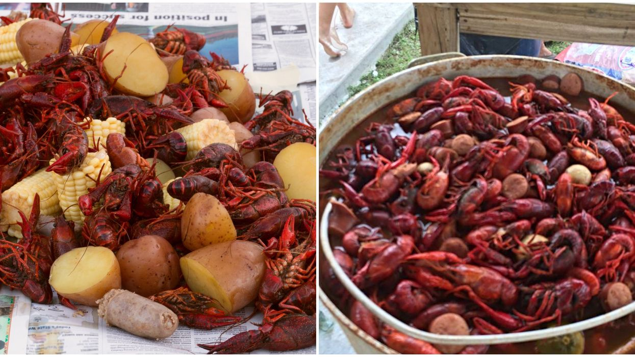 Austin Is Having The Tastiest All-You-Can-Eat Crawfish Boil This May