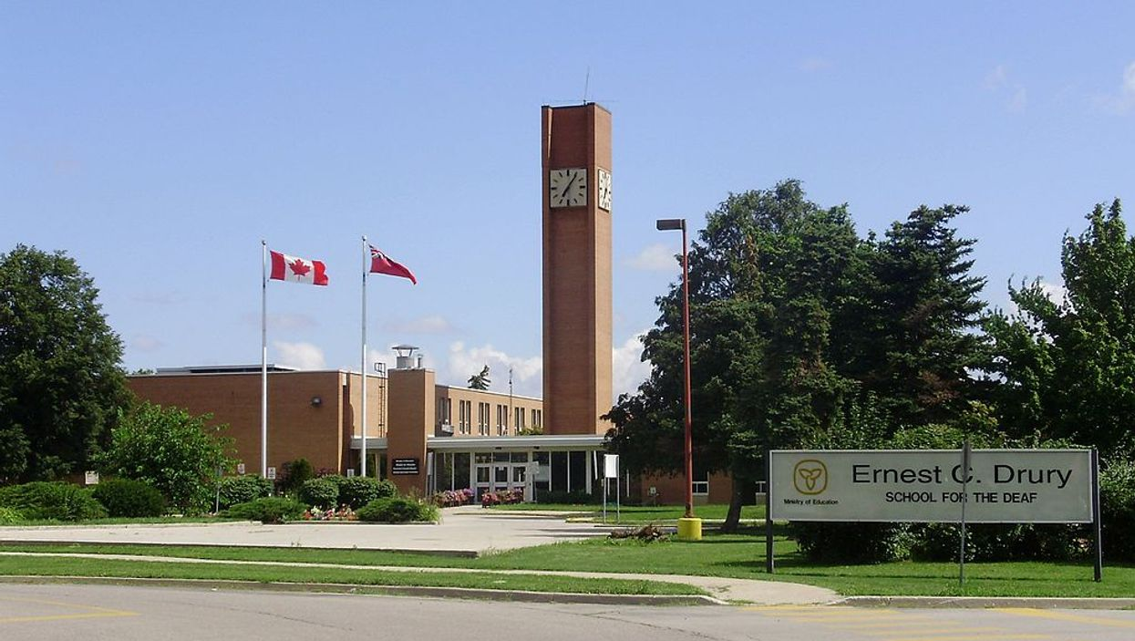 Teaching Assistant At Ontario School For The Deaf Charged With Sexual Assault