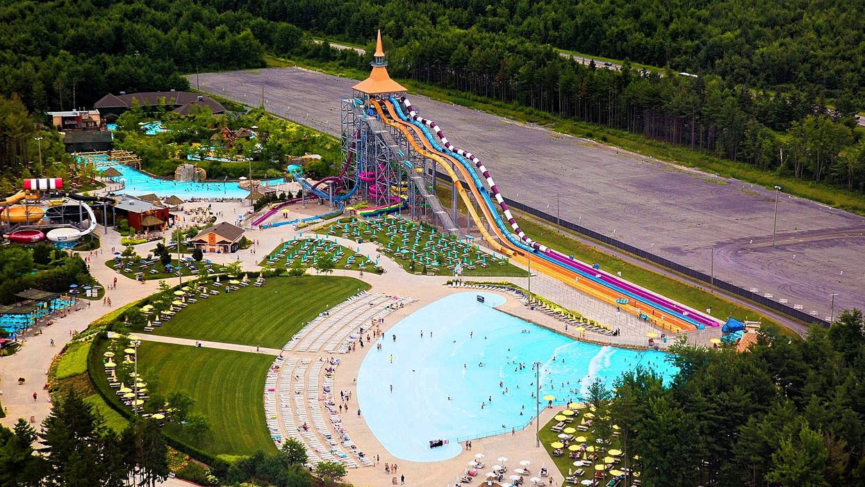Canada's Largest Waterpark Just Outside Of Ottawa Is Officially Reopening This June
