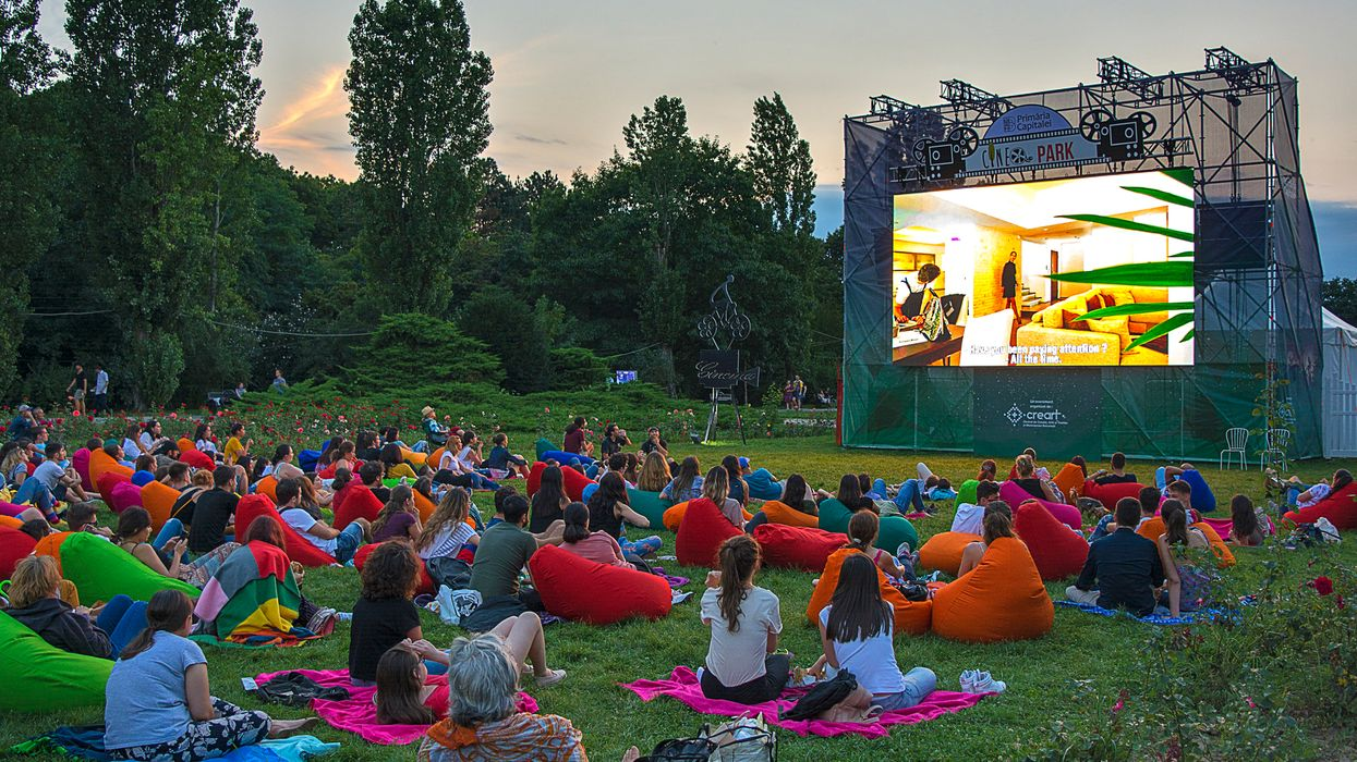 You Can Watch Free Movies Under The Stars In Ottawa This Summer