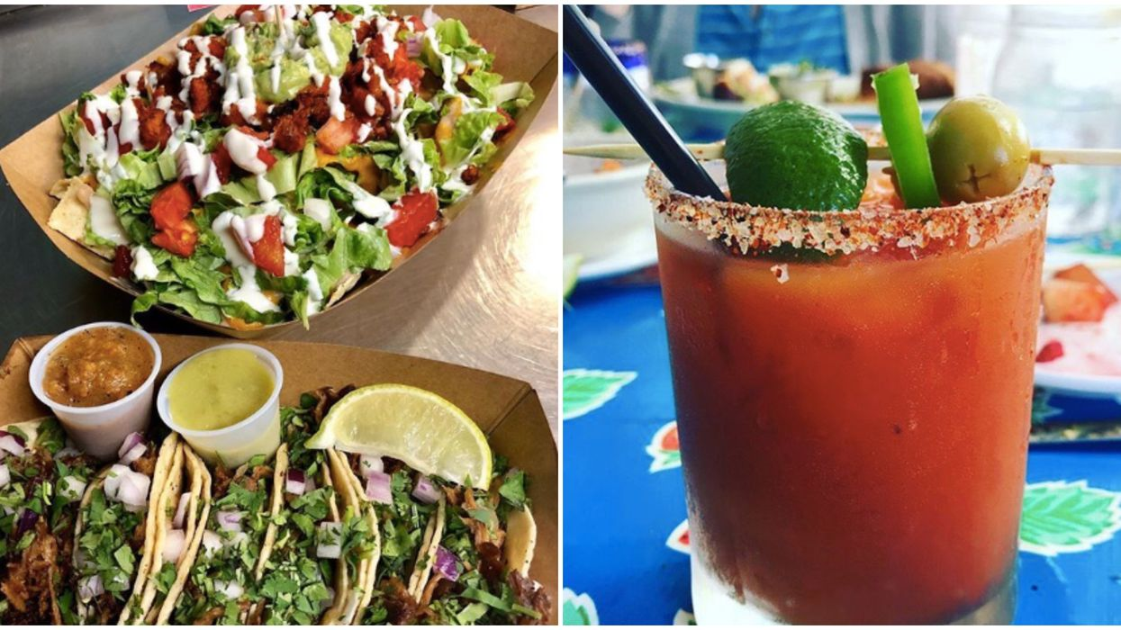 A Giant Mexican Food Fest Is Coming To Downtown Austin This Week