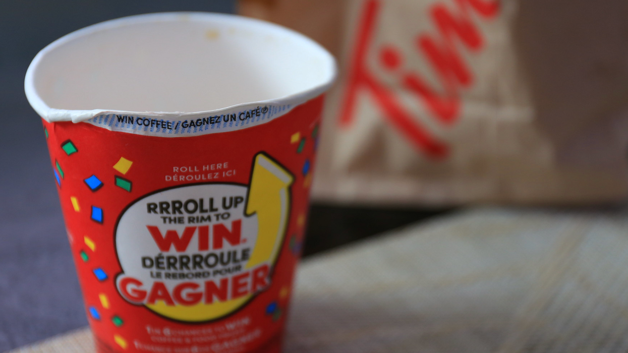 Tim Hortons Is Changing Roll Up The Rim In Response To Declining Sales