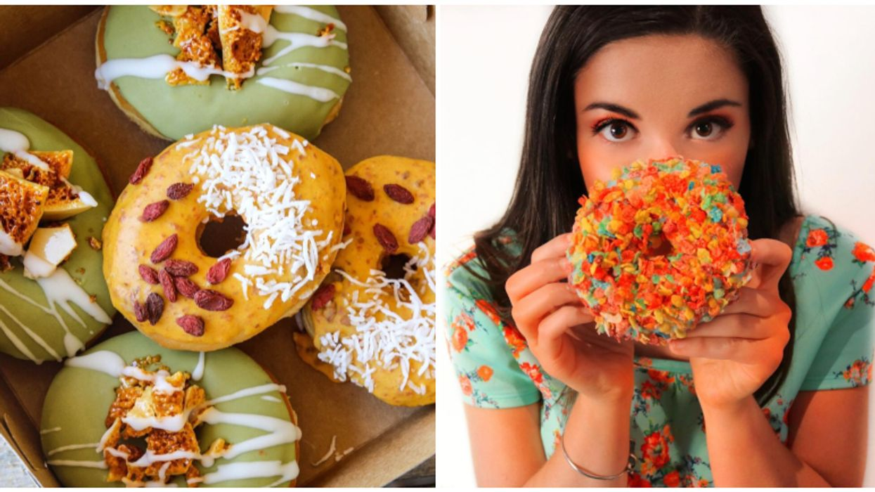 This Tampa Dessert Shop Is Now Serving CBD Infused Donuts