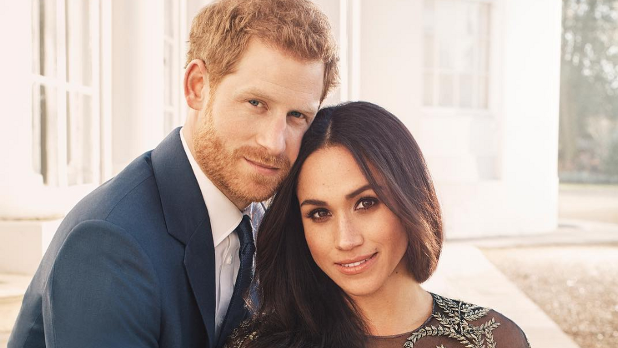 Meghan Markle & Prince Harry May Have Accidentally Given Away Their Baby's Name