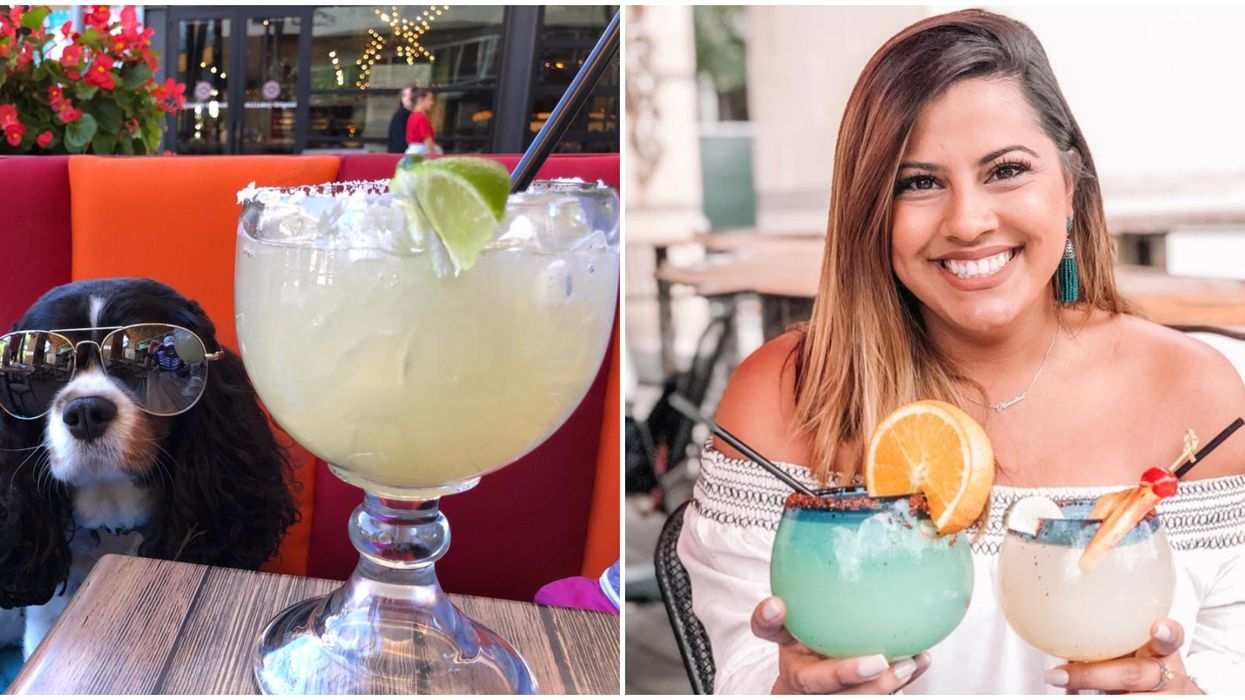 Enjoy Giant Margaritas In The Park At This Free Event In Midtown This May