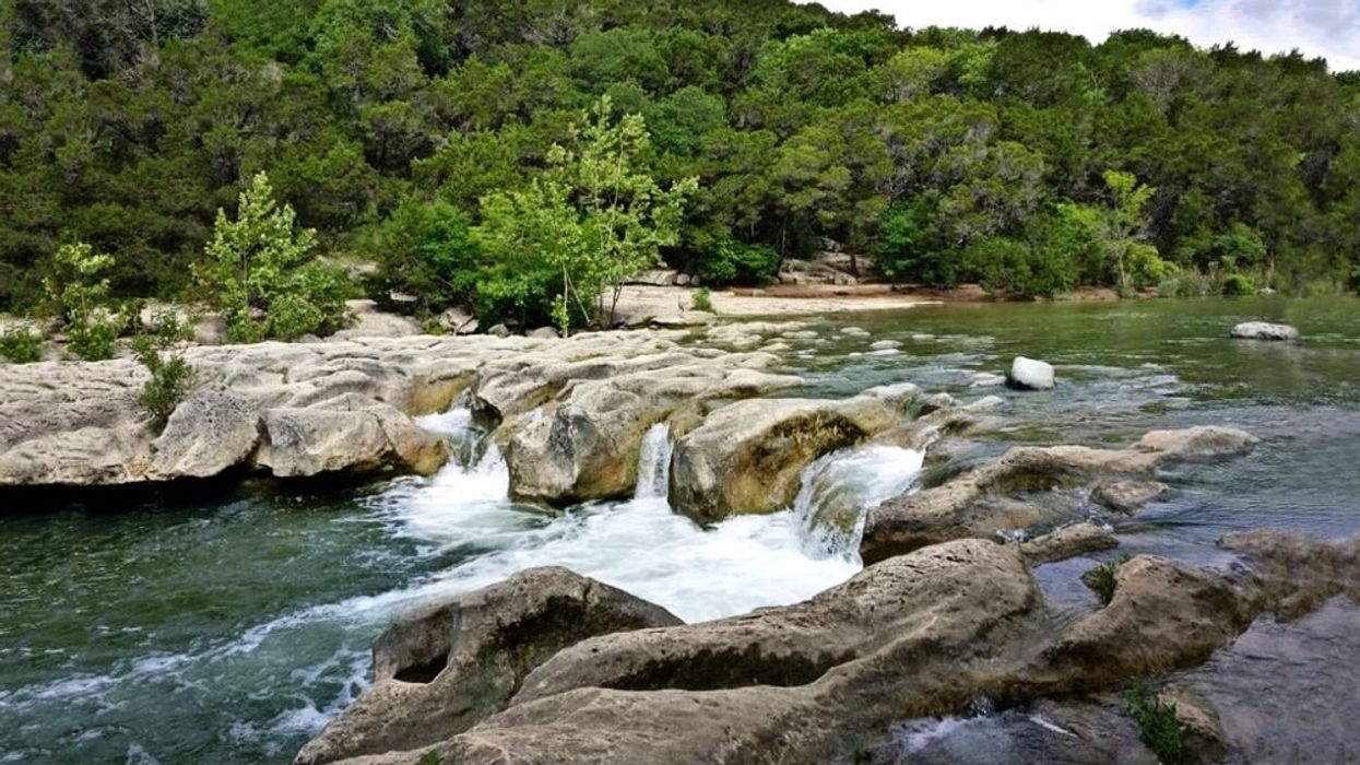 These Stunning Falls In Austin Make The Best Spot To Cool Off This Summer