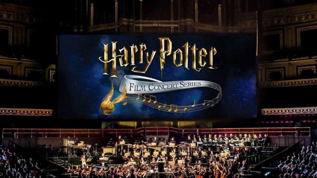Un concert d'Harry Potter a lieu ce mois-ci et ça s'annonce totalement magique