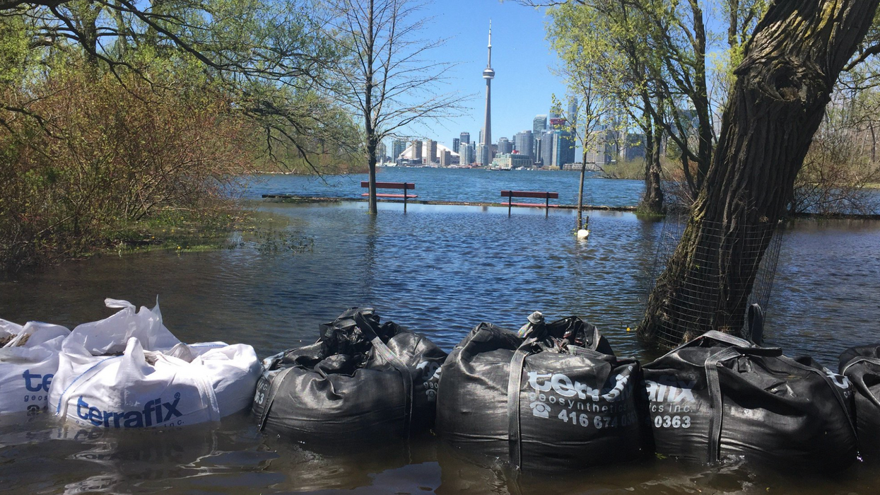 The Toronto Islands Are Headed For Another Flooding Disaster This Year