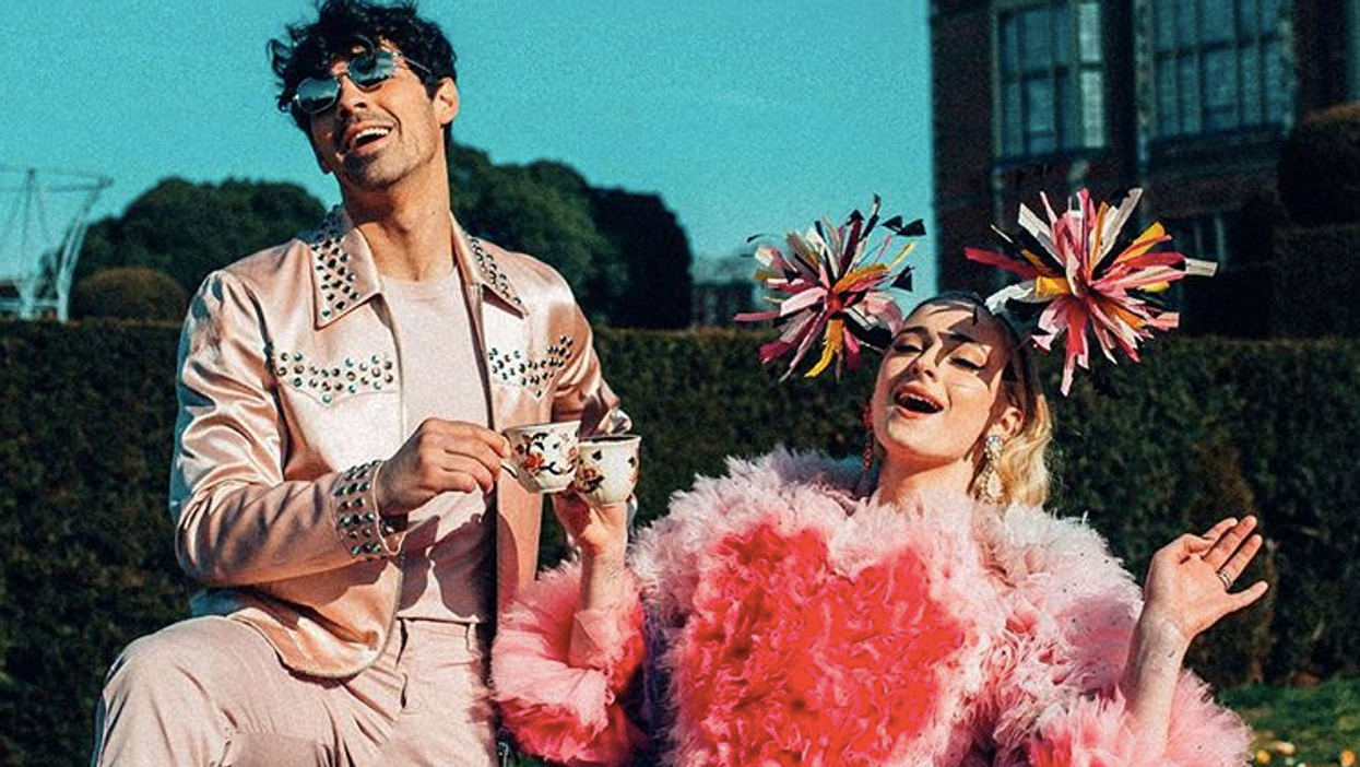 Joe Jonas And Sophie Turner Just Ditched All Their Wedding Plans And Got Married In Las Vegas
