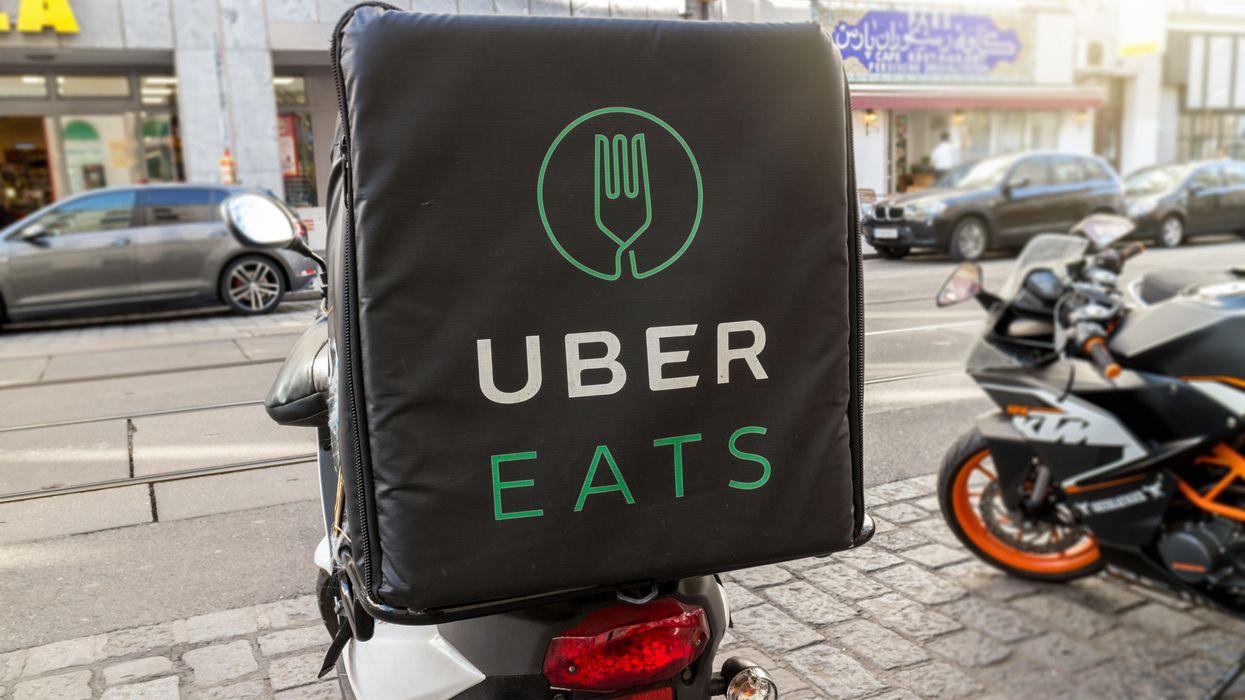 Uber veut offrir la livraison d'épicerie et d'alcool au Québec