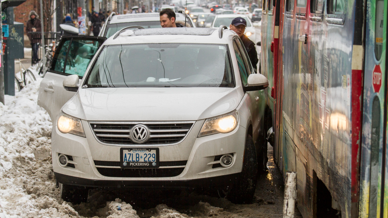 All The Proof You Need That Toronto Drivers Have No Idea How To Park (PHOTOS)
