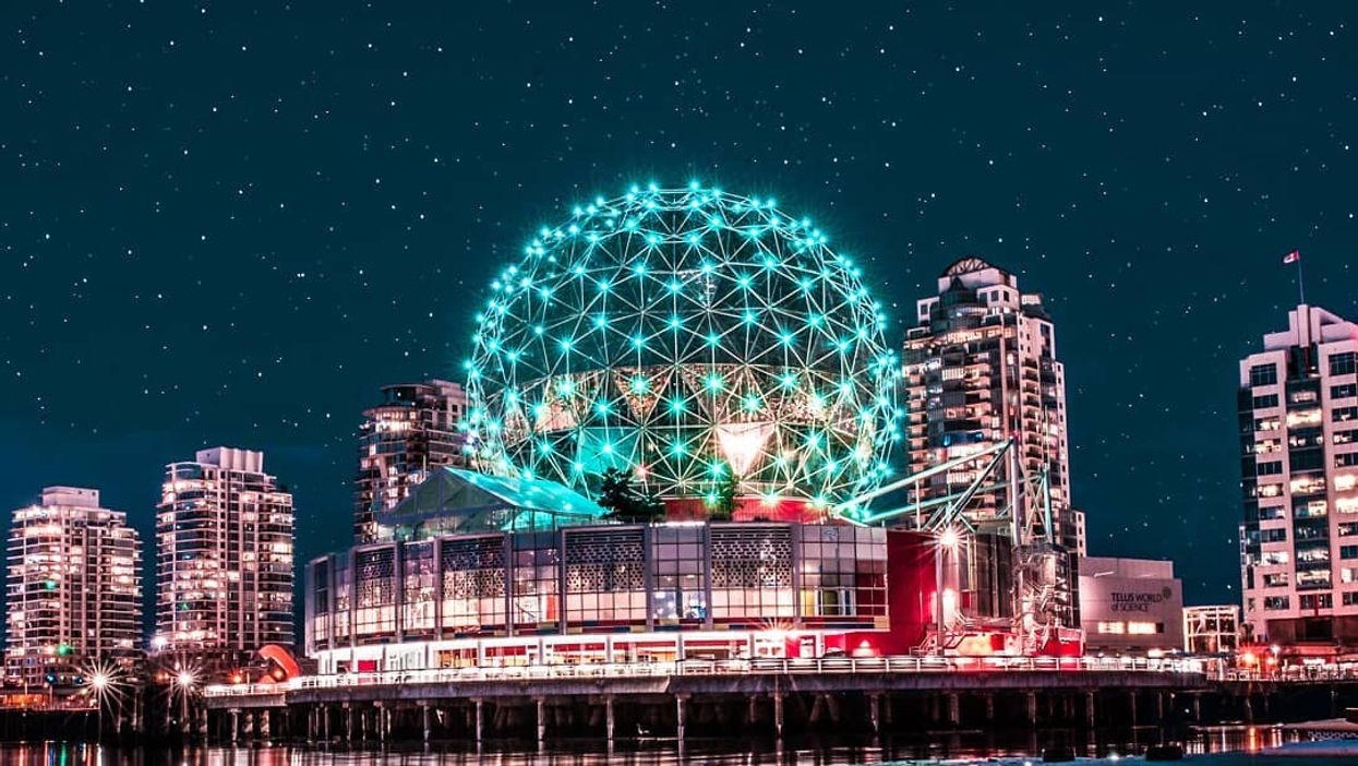 Vancouver's Science World Is Having A Massive After-Hours Party This Spring