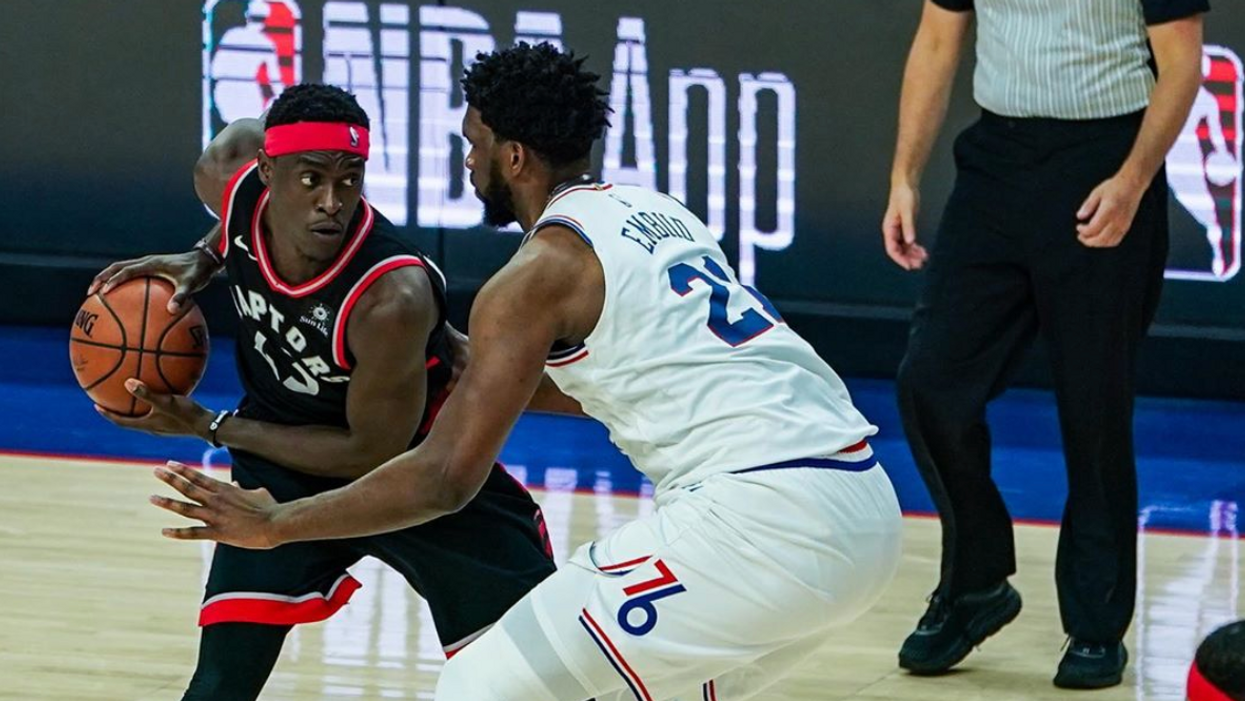 The Raptors Are In Trouble & Could Be In For A Rude Awakening