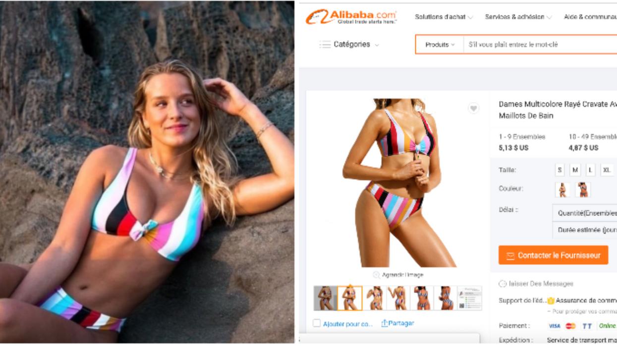 Les maillots de Blaze Swimwear par Maud Poulin suscitent la controverse et on te démêle tout ça
