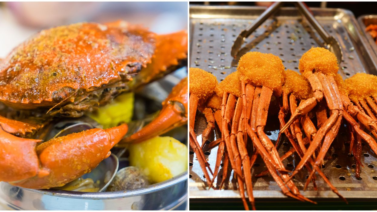 Jacksonville Is Hosting A Massive All-You-Can-Eat Crab Feast This Summer