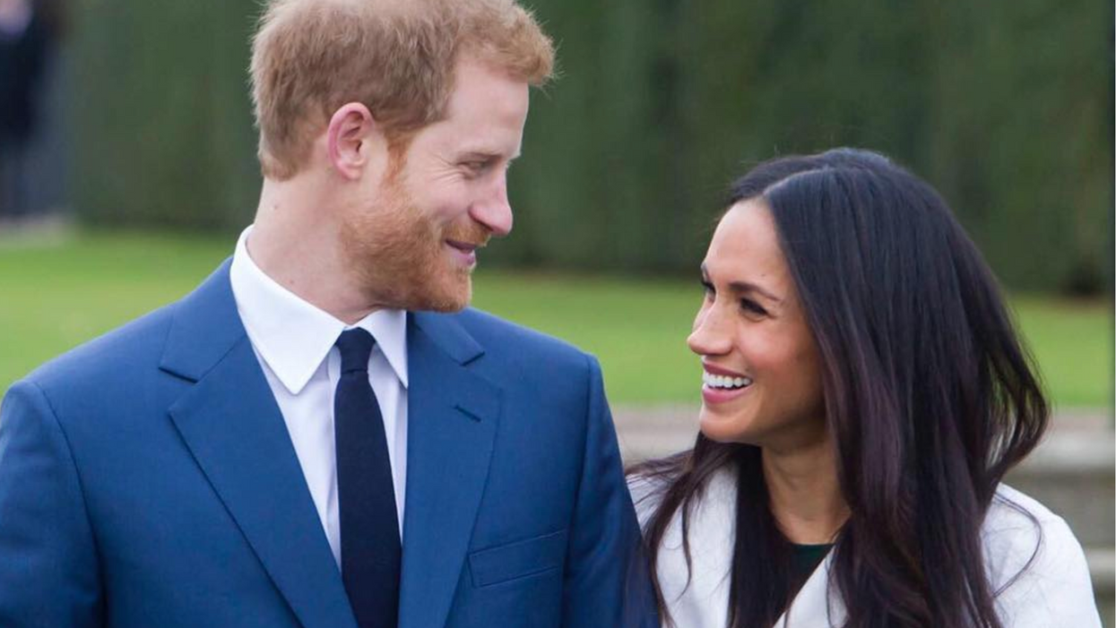 This Video Of Prince Harry Talking About His Newborn Son Is Just The Sweetest