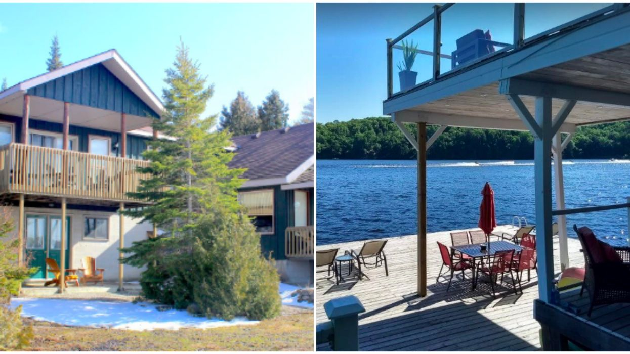 14 Incredible Cottages You Can Rent For Cheap In Ontario