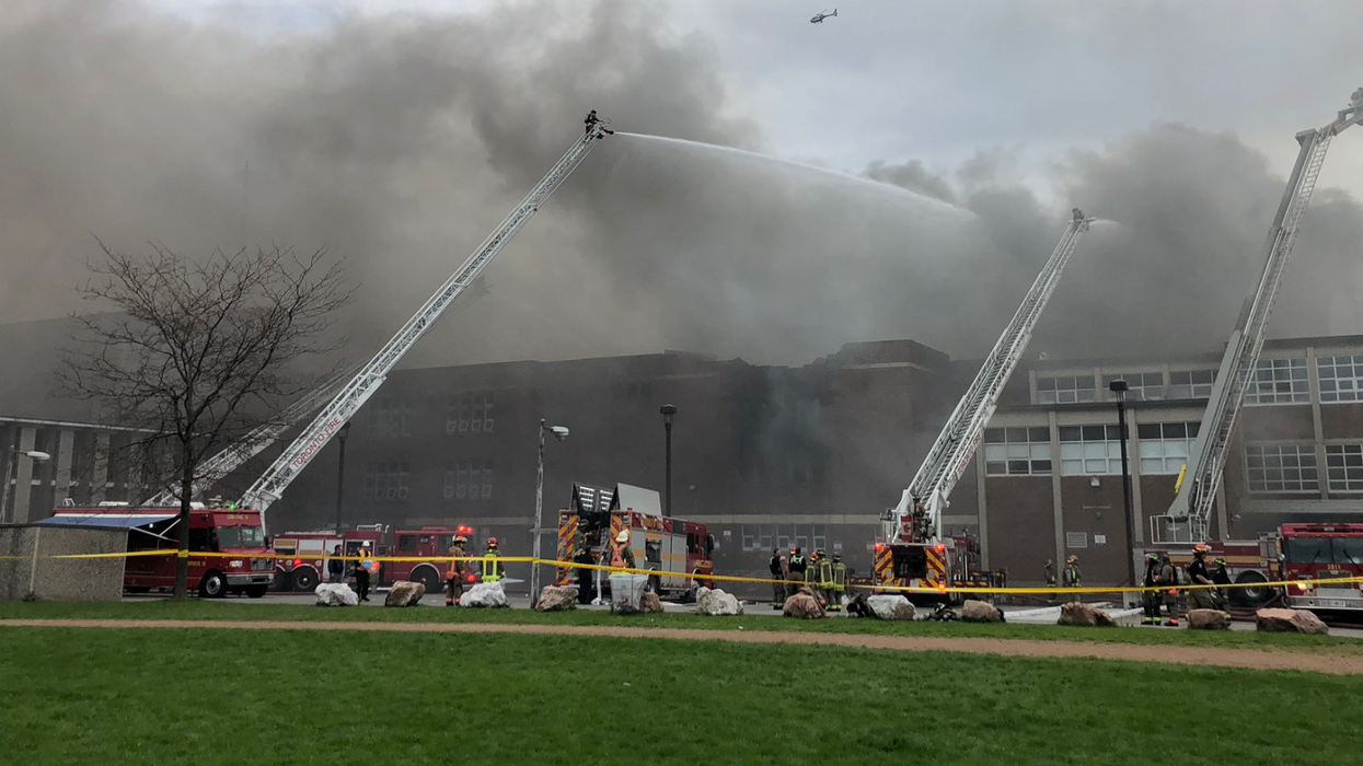 Here's How You Can Help Evacuees Of The Massive Toronto York Memorial Fire From Anywhere