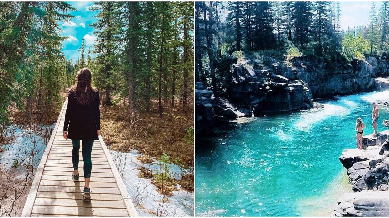 12 Incredible Secret Spots You Have To Visit In Alberta