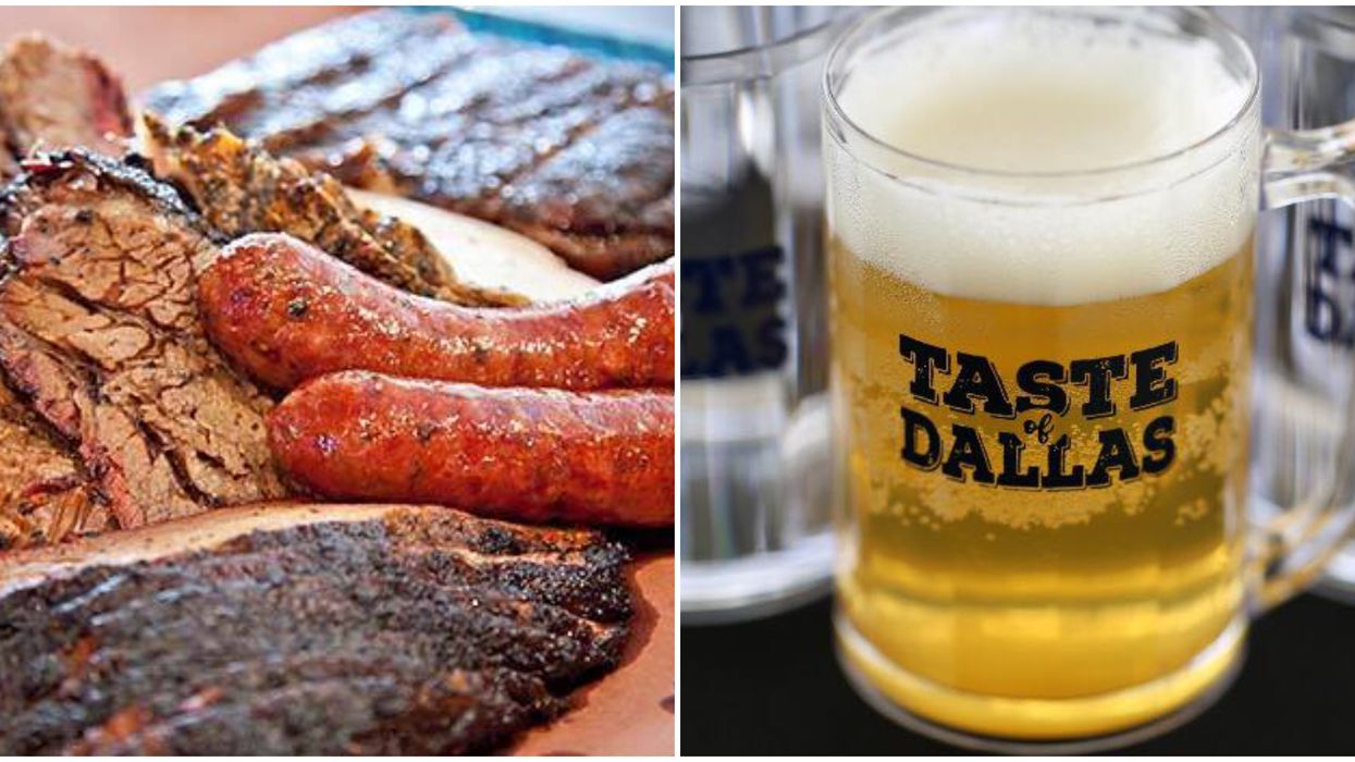 Dallas Is Having An Ultimate 3-Day Food And Whiskey Fest This Summer