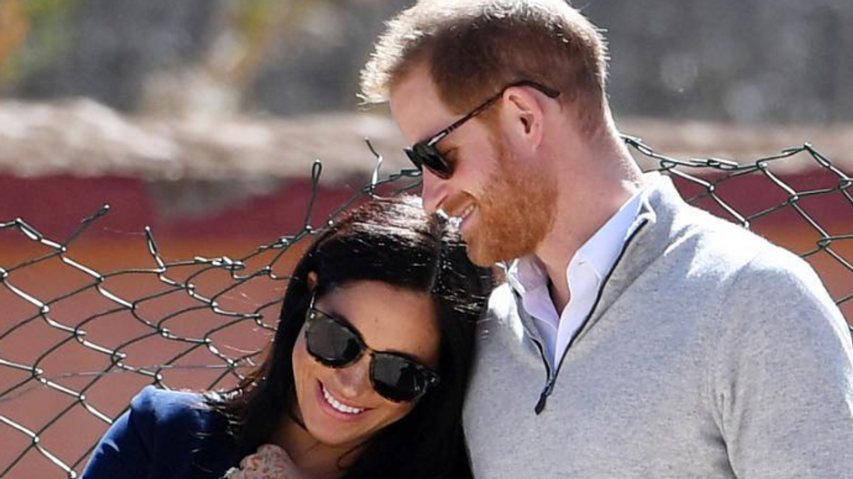 Meghan Markle And Prince Harry's Son's Name Was Just Revealed And It's SO Unexpected