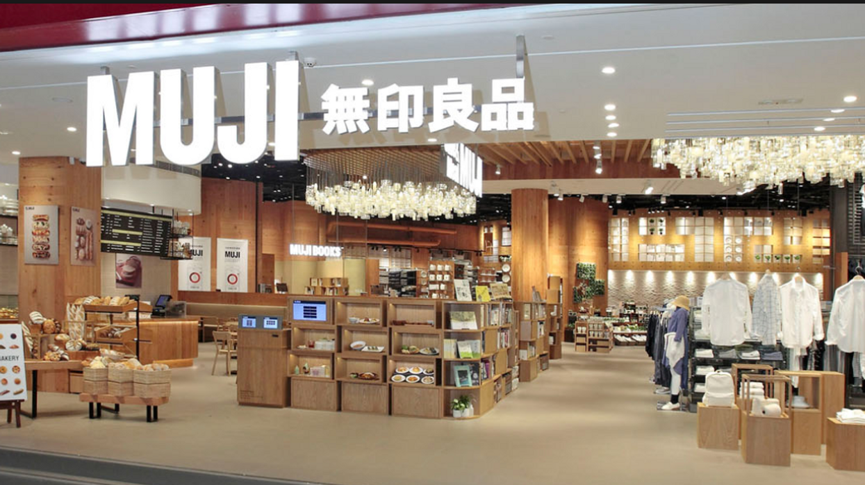 MUJI Is Opening A Huge Pop-Up Outlet Store In Toronto This Week