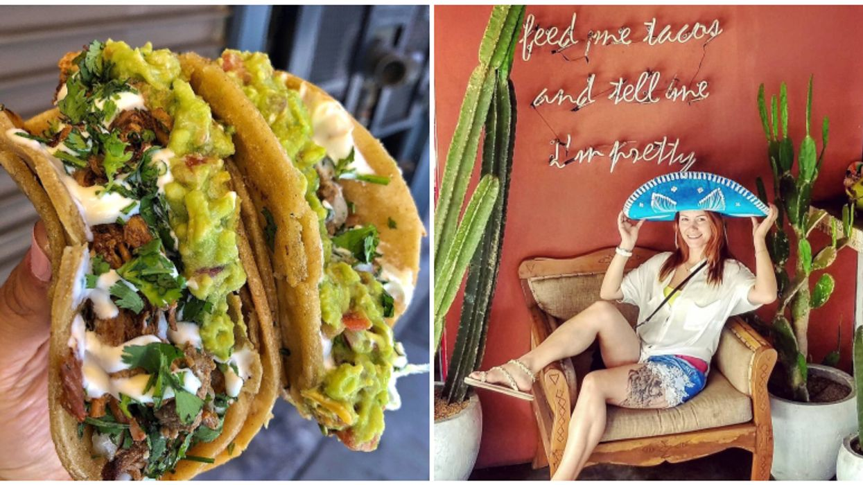 St. Pete Is Hosting A Massive Taco Fest This Month And There Will Be FREE Sombreros